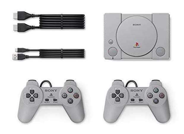 Playstation Classic inkl. Zubehör