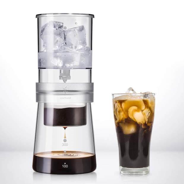 Soulhand Cold Brew für den kalten Kaffee