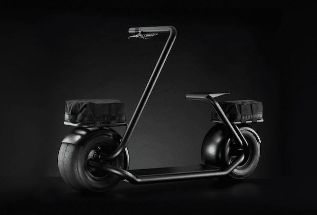 Stator E-Scooter Gepäckträger