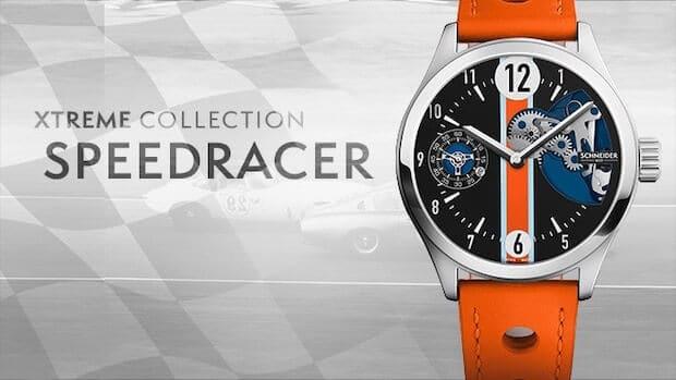 Le Speedmaster Uhr von Schneider&Co
