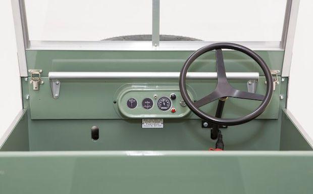 Toylander 1 Land Rover - Details