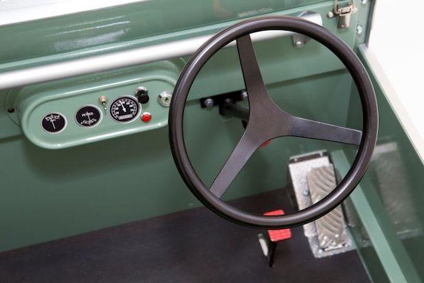 Toylander 1 Land Rover - Lendrad