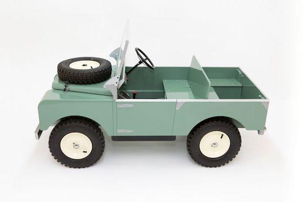 Toylander 1 Land Rover - Elektroauto für Kinder