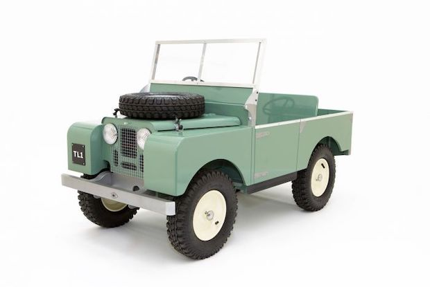 Toylander 1 Land Rover