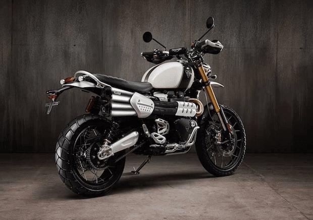 Triumph Scrambler 1200 Motorrad