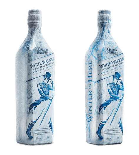 """White Walker"" Game of Thrones Scotch"