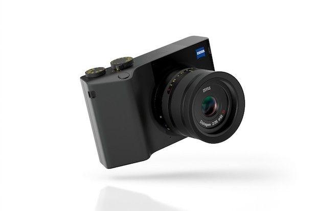 Zeiss ZX1 Kompaktkamera Zoom