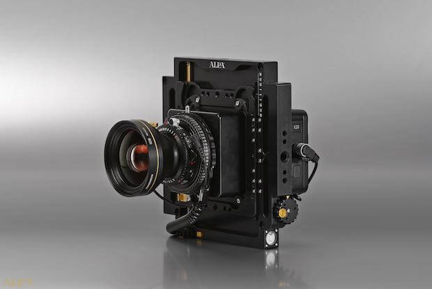 Alpa 12 Plus Kamera