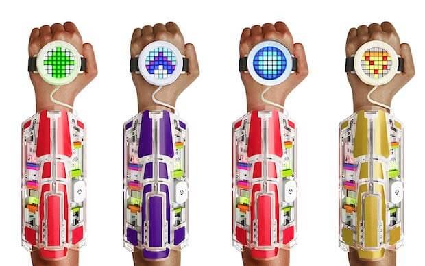 Avengers Hero Inventor Kit Farben