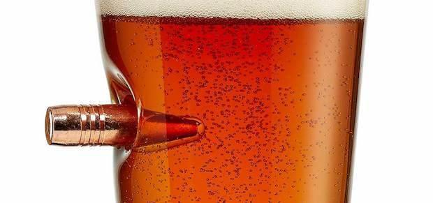BenShot Kugel-Glas