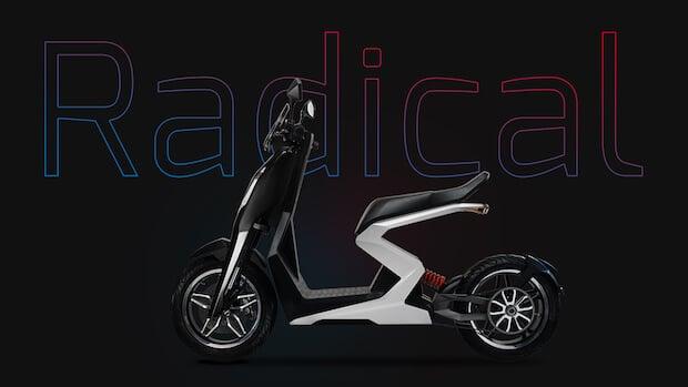 E-Scooter Zapp i300