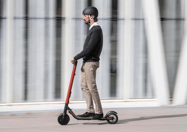eXS KickScooter von SEAT