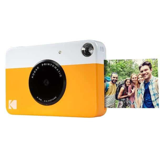 Kodak Printomatic Sofortbildkamera - Druck