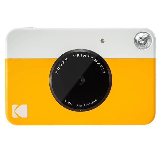 Kodak Printomatic Sofortbildkamera - Gelb