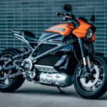Livewire E-Motorrad von Harley Davidson