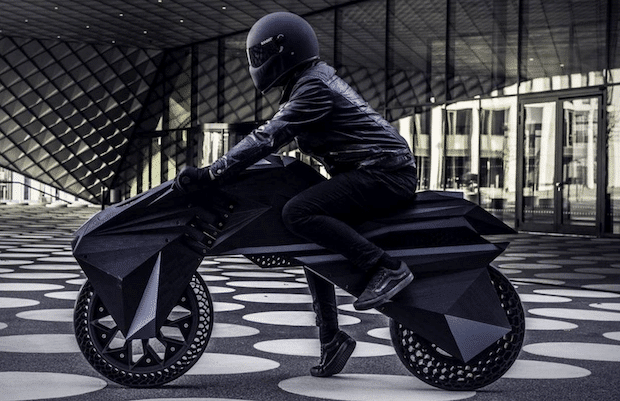 Nera 3D-Printed E-Bike