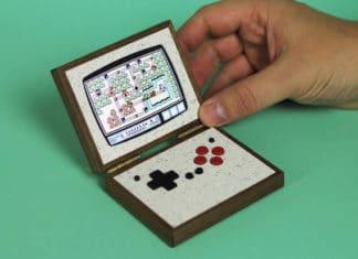 Retro-Gaming-System Pixel Vision 2.0