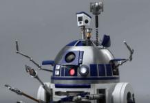 R2-D2 als Sixth Scale-Figur von Hot Toys