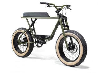 Buzzraw X Bike in Army Green