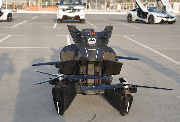 Hoverbike S3 2019 Vorstellung