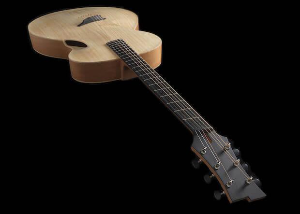 Maxwell Infinitum Gitarre Details