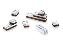 Sterling Silver Building Blocks von Tiffany