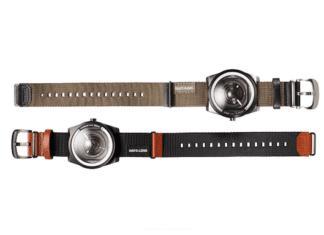 Nato Lens Armbanduhr von Tacs