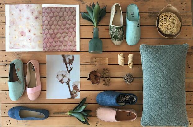 thies - ökologische Cotton-Schuhe