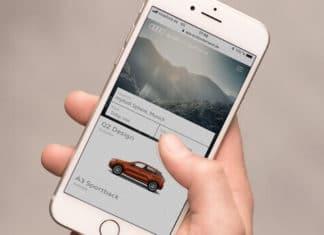 "Autoabo ""Audi on demand"""