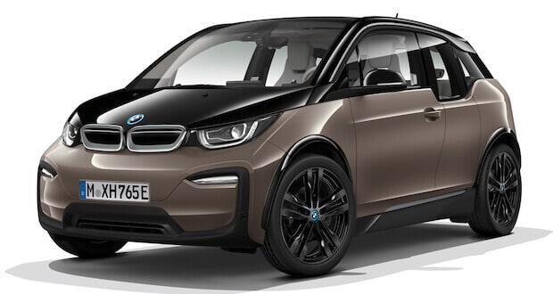 BMW i3 Hybridauto