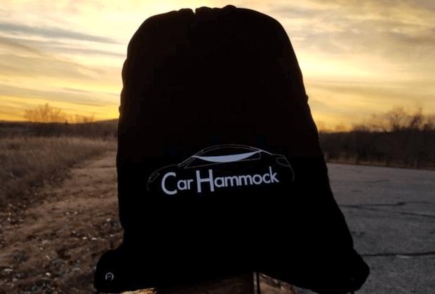 Car Hammock – Auto Hängematte