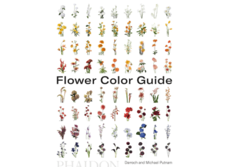 Flower Color Guide Buch