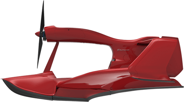 FlyNano Wasserflugzeug