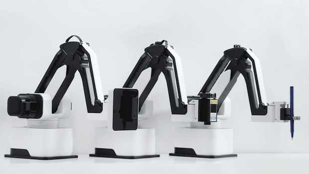 Hexbot All-in-1-  Robotic Arm