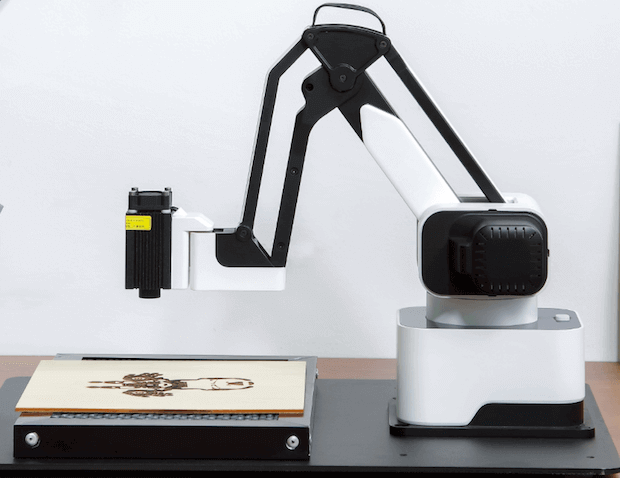 Hexbot All-in-One Roboterarm