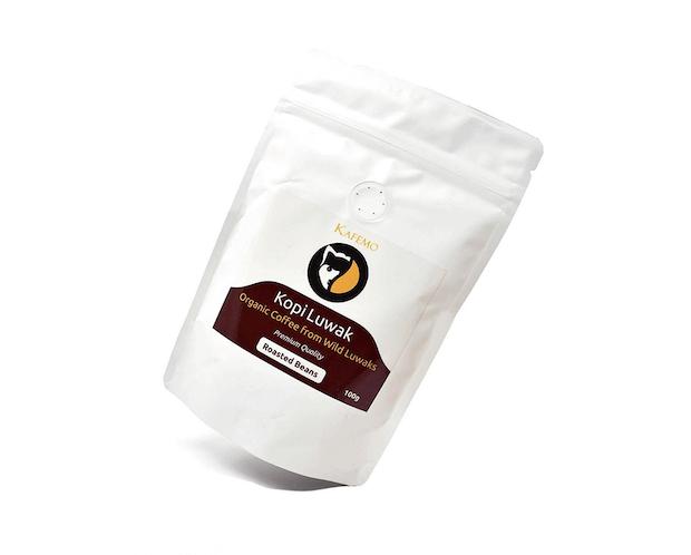 Kopi Luwak Premium Kaffee von Kafemo