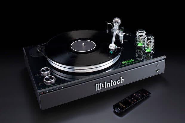 McIntosh MTI100 Plattenspieler