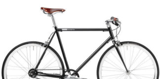 mika amaro Urban Bike Gates Carbon Drive Brooks