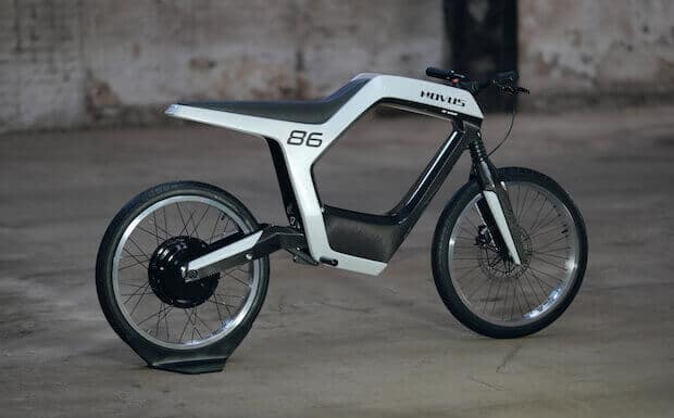 NOVUS Bike Details