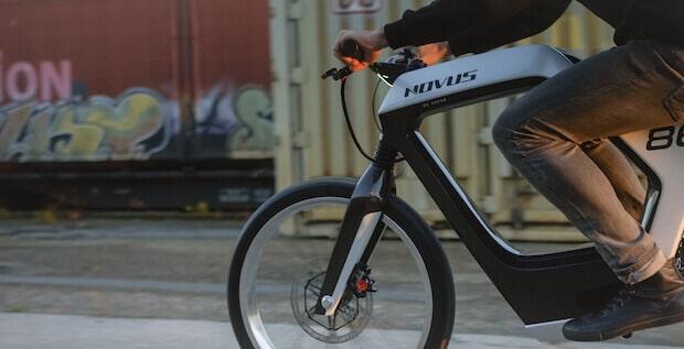 NOVUS E-Bike Fahrt