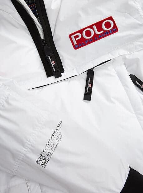 Ralph Lauren Polo 11 Pullover - Details