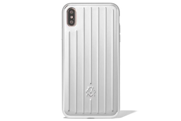 RIMOWA Aluminium Groove iPhone Case Details
