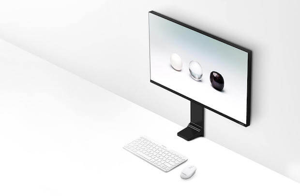 Samsung Space Monitor Design