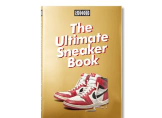"Das ""Ultimate Sneaker Book"" Buch von Simon ""Woody"" Wood"