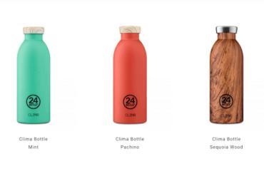 24Bottles Edelstahlflaschen - Modelle