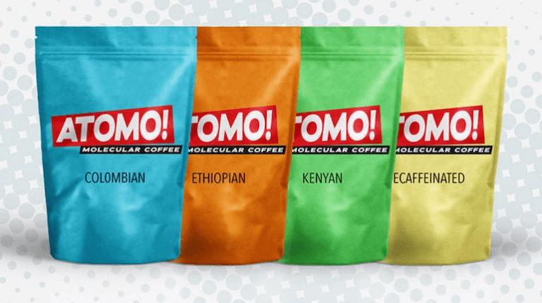 Atomo – Der molekulare Kaffee