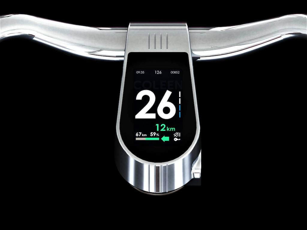 Coleen E-Bike Display