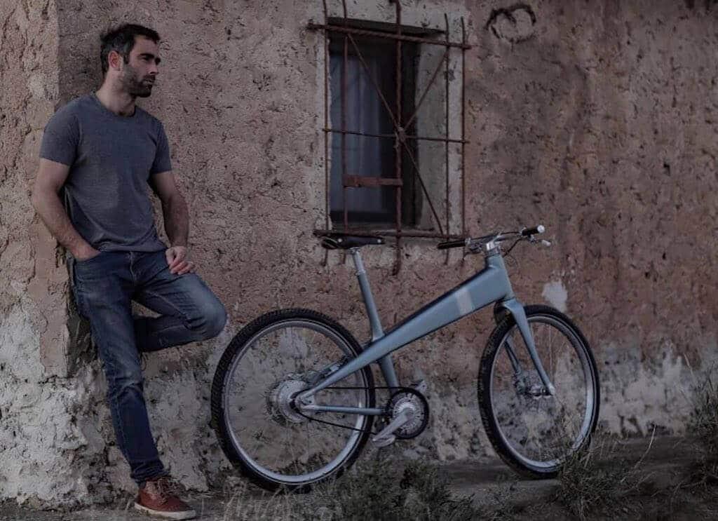 Coleen E-Bike aus Frankreich
