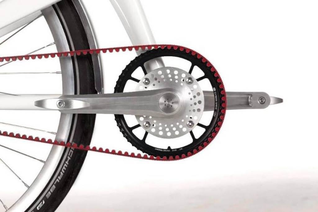 Coleen E-Bike Riemenantrieb