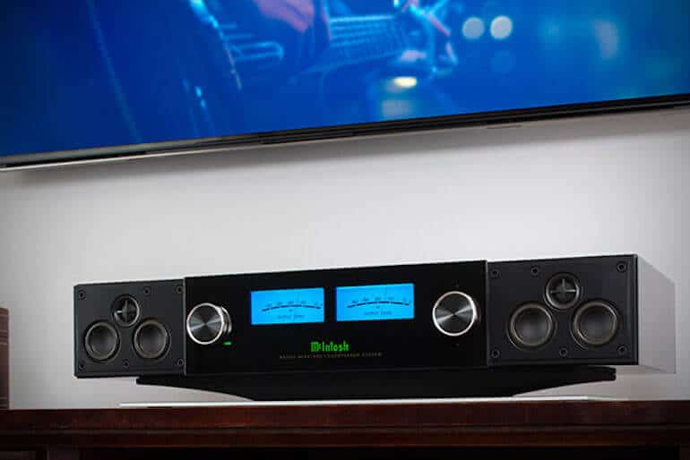 McIntosh RS200 Musiksystem